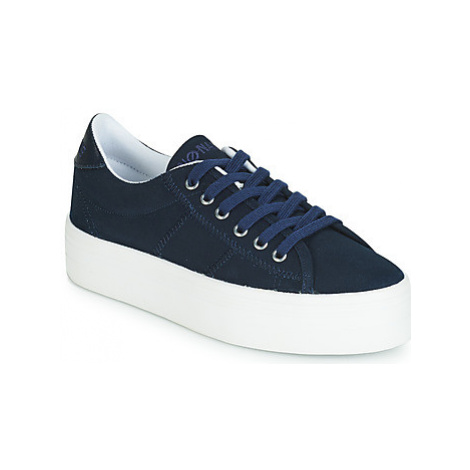 No Name PLATO women's Shoes (Trainers) in Blue