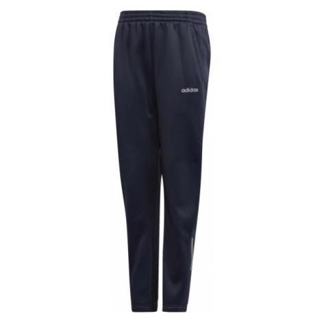 adidas YOUTH BOYS GEAR UP PANT dark blue - Boys' sweatpants