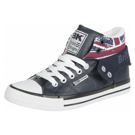 British Knights - Roco Union Jack - Sneakers - navy