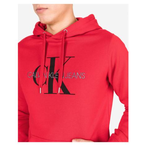 Calvin Klein Monogram Sweatshirt Red