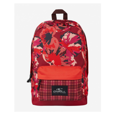 O'Neill Coastline Graphic Backpack Red