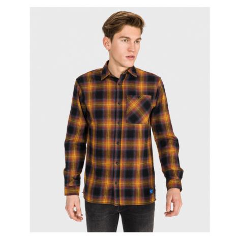 Jack & Jones Lumberjack Shirt Yellow