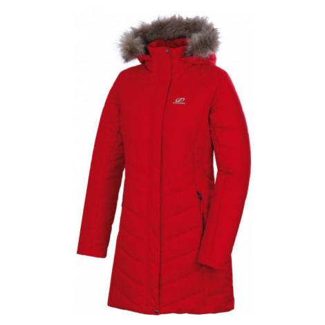 Hannah MAURICIA II red - Women's winter coat
