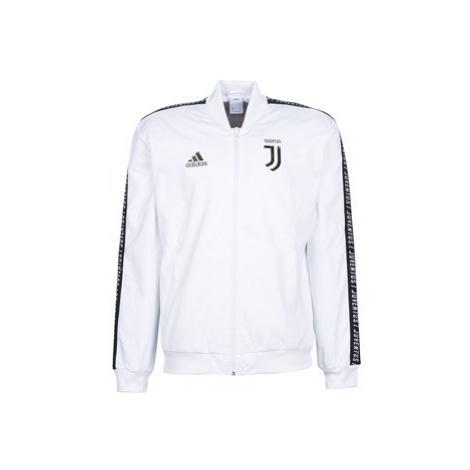 Adidas JUVE JACKET men's Tracksuit jacket in White
