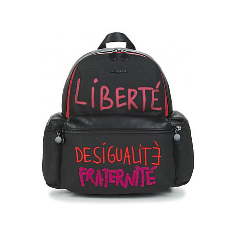 Desigual REVOLUTION MINI OSS women's Backpack in Black