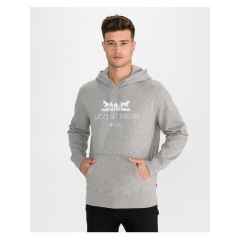 Levi's® Graphic Sweatshirt Grey Levi´s