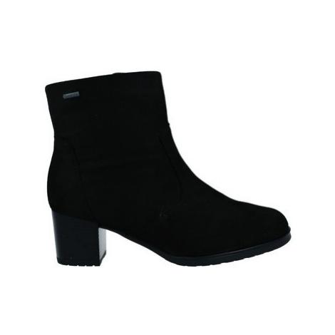 Ara Ara 12-16911 Florenz Botines GTX con Tacón de Mujer women's Low Ankle Boots in Black