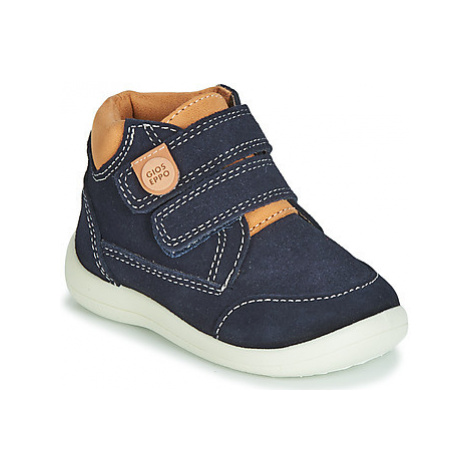 Gioseppo AMBLER boys's Children's Mid Boots in Blue