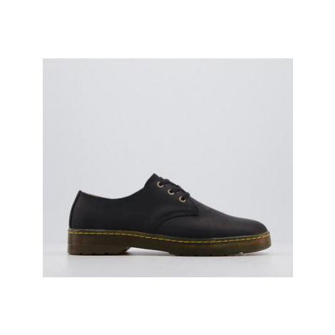 Dr. Martens Coronado Shoes BLACK LEATHER Dr Martens