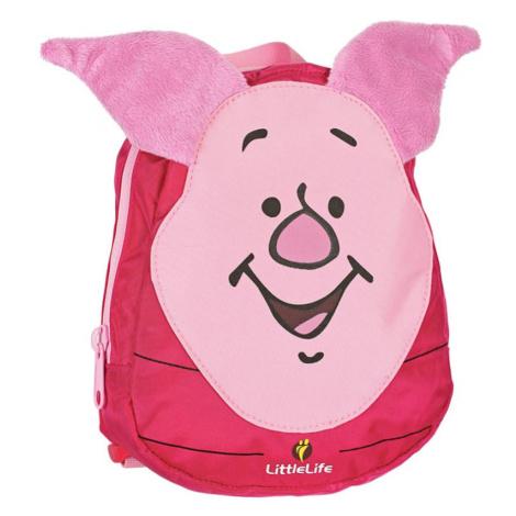 LittleLife Disney Toddler Backpack with Rein (1.5L)-Piglet
