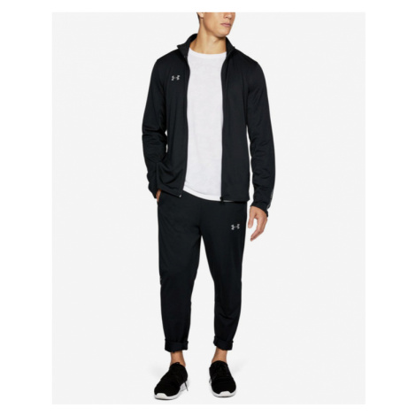 Under Armour Challenger II Knit Warm-Up Tracksuit Black