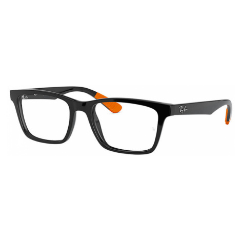 Ray-Ban Rb7025 Man Optical Lenses: Multicolor, Frame: Black - RB7025 5417 53-17
