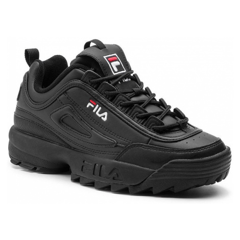 shoes Fila Disruptor Low - Black/Black - men´s