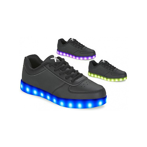 Wize Ope THE LIGHT women's Shoes (Trainers) in Black Wize & Ope