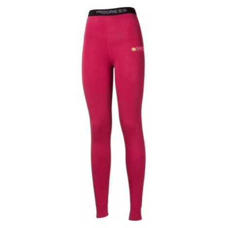 Progress E SDNZ BAMBUS red - Women's underpants