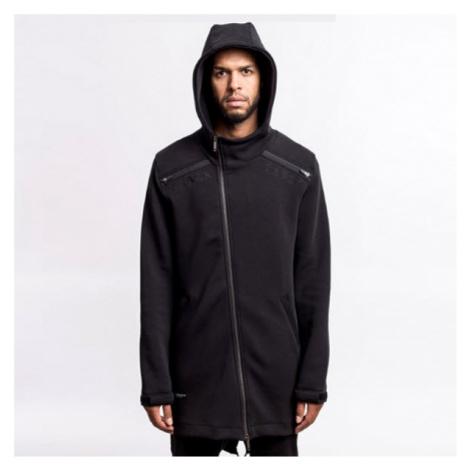 Cayler & Sons BL Bumrush Tech Zip Sweat Jacket Black White
