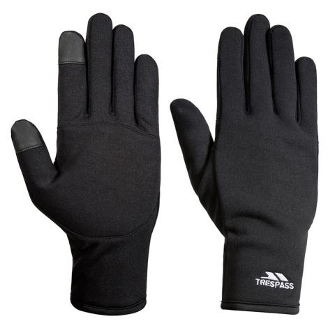 Trespass Poliner Softshell Stretch Touchscreen Gloves-L / XL