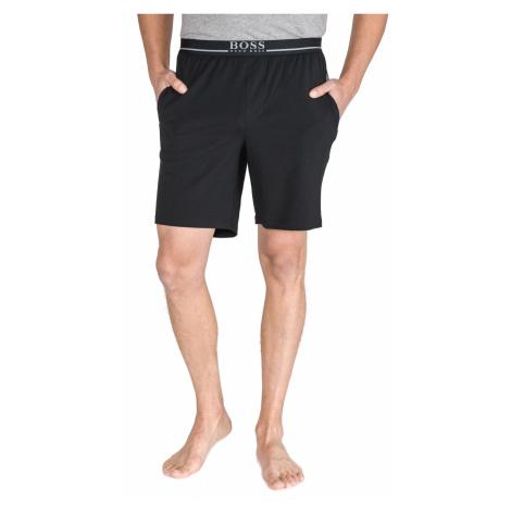 BOSS Mix&Match Sleeping shorts Black Hugo Boss