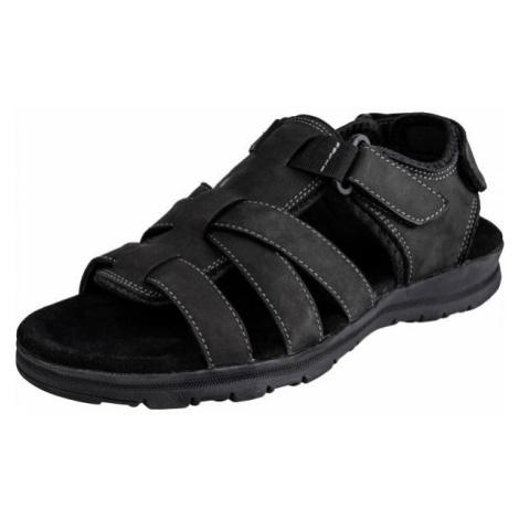 Numero Uno MERCUS black - Men's sandals