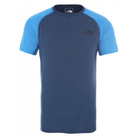 The North Face AMBITIONS blue - Men's T-shirt