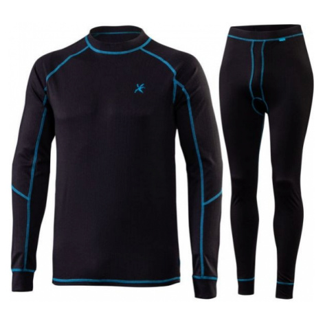 Klimatex RAGOS black - Men's functional undergarment set