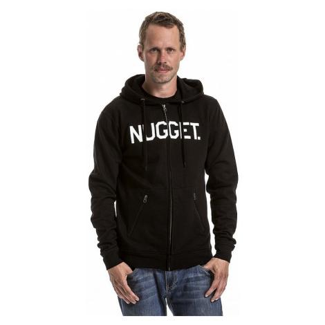 sweatshirt Nugget Typer 2 Zip - A/Black - men´s