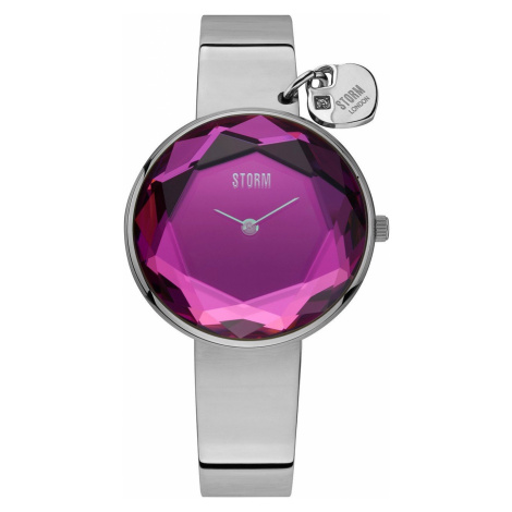 Storm Watch Alya Lazer Purple Ladies