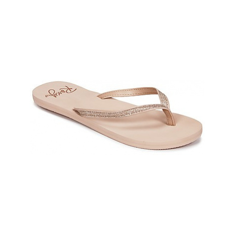 Roxy NAPILI II J SNDL TA2 women's Flip flops / Sandals (Shoes) in Beige
