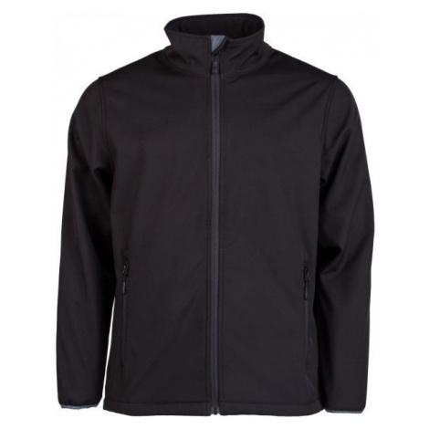 Kensis RORI black - Men's softshell jacket