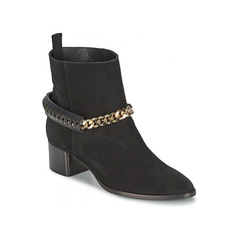 Roberto Cavalli YPS542-PC519-05051 women's Low Ankle Boots in Black