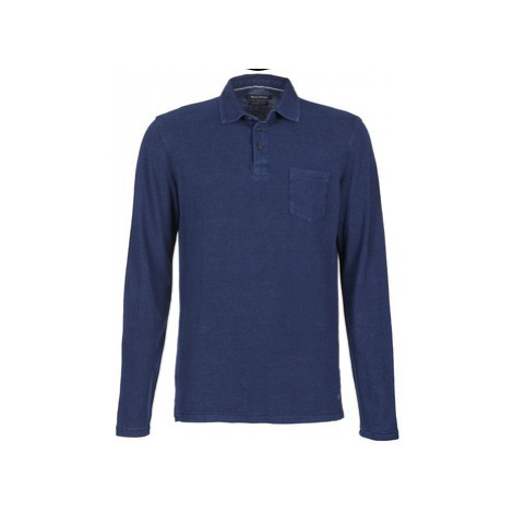 Marc O'Polo ADRIANO men's Polo shirt in Blue
