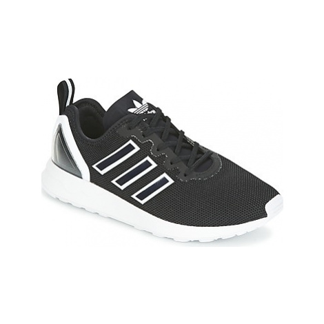 Adidas ZX FLUX RACER men's Shoes (Trainers) in Black