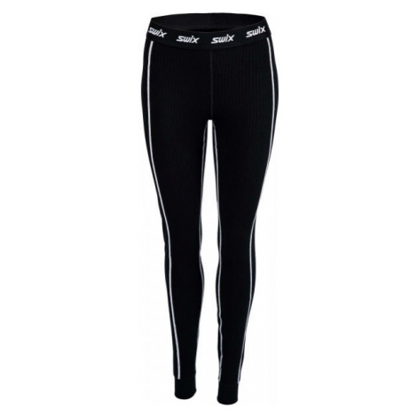Swix STARX PANTS W black - Functional base layer