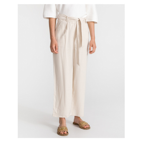 Tom Tailor Trousers Beige