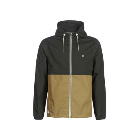 Volcom HOWARD HOODED men's in Brown