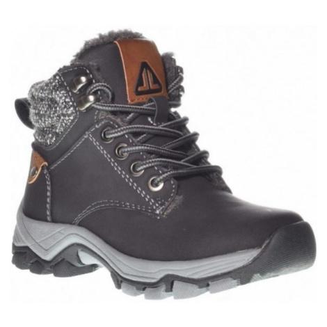 Junior League HENRIK black - Children's ankle shoes