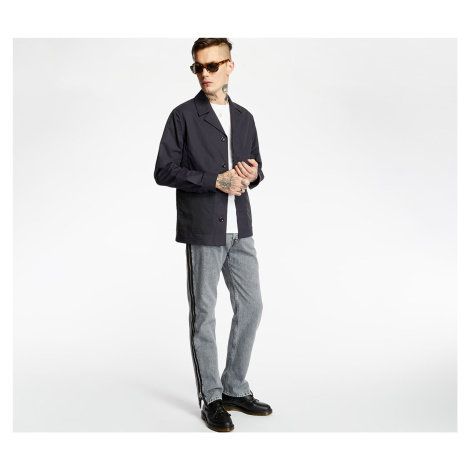Norse Projects Mads 60/40 Cotton Nylon Shirt Dark Navy
