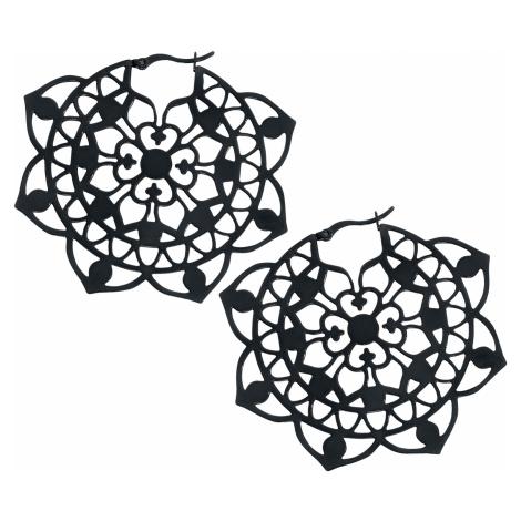 Wildcat - Floral Hoops - Earring set - Standard