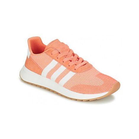 Adidas FLB RUNNER W women's Shoes (Trainers) in Pink