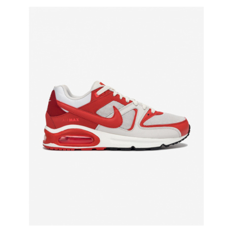 Nike Air Max Command Sneakers Red