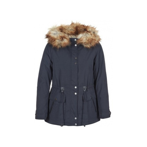 Vila VICLOVER women's Parka in Blue