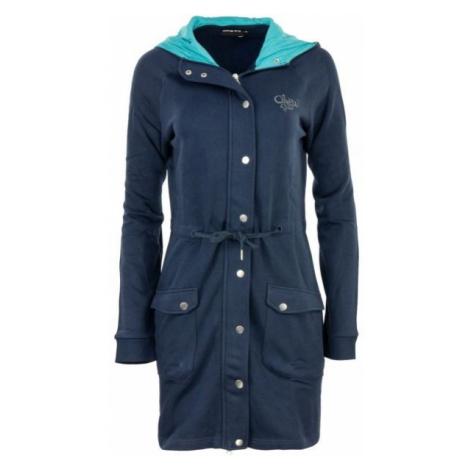 ALPINE PRO MORGANA 2 dark blue - Women's coat