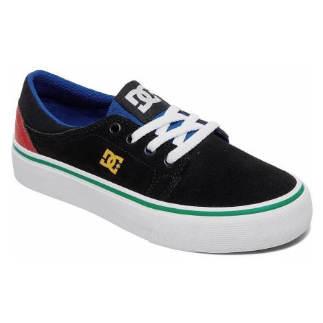 shoes DC Trase - BK6/Black Multi - unisex junior