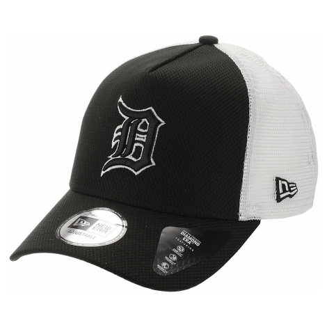 cap New Era 9FO AF Diamnd Era Truck MLB Detroit Tigers - Black/White - men´s