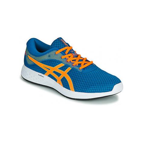 Asics PATRIOT 11 men's Running Trainers in Blue