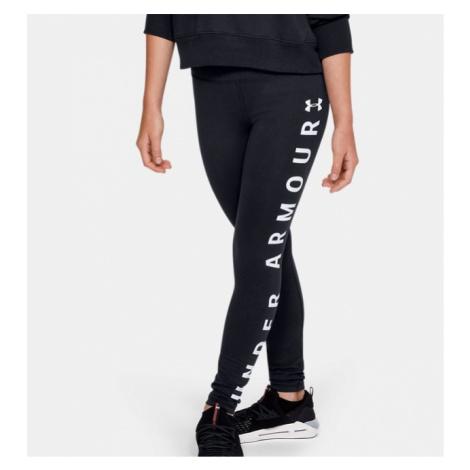 Girls' UA Sportstyle Branded Leggings Under Armour