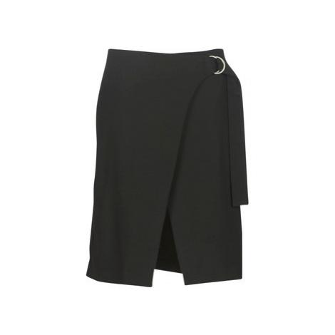 See U Soon 9232006 women's Skirt in Black