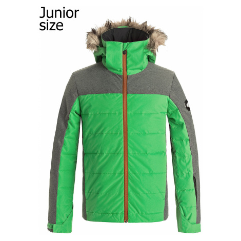 jacket Quiksilver The Edge - GNK0/Kelly Green