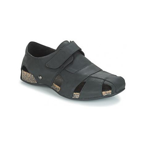 Panama Jack FLETCHER men's Sandals in Black