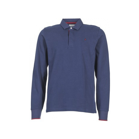 Serge Blanco 3 POLOS men's Polo shirt in Blue